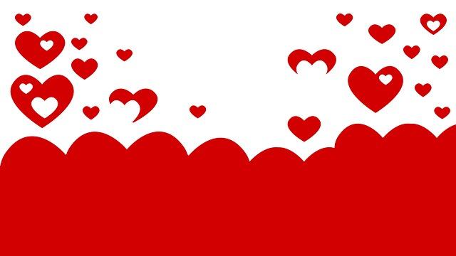 Free Photo Design Background Valentine Heart Shape Love