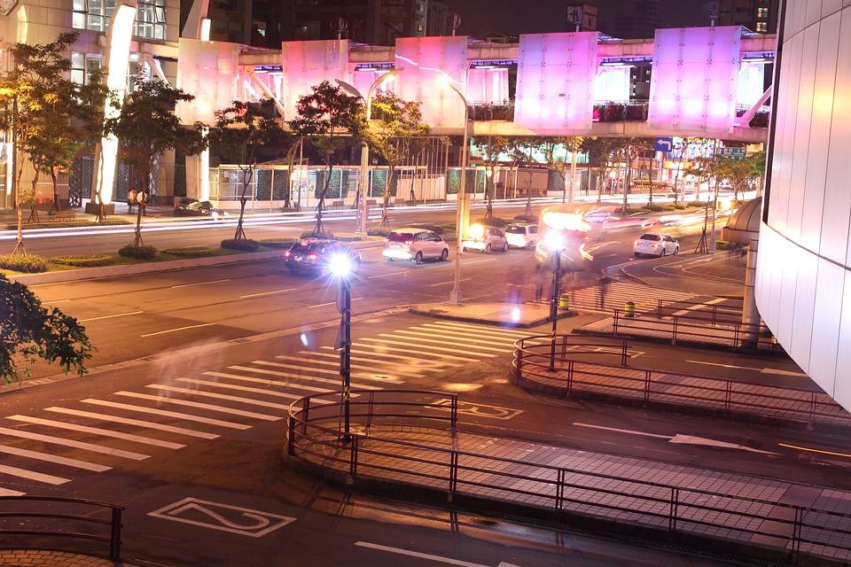 Night View, 燈, Street