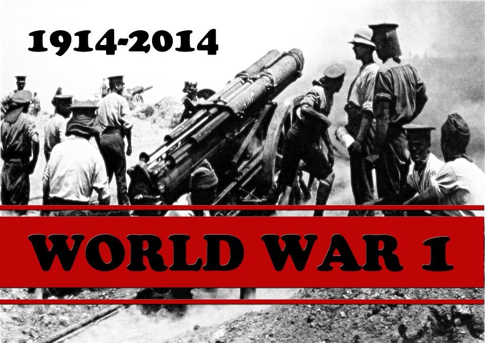 War, World War, World War I, 1914, Crosses, Soldiers