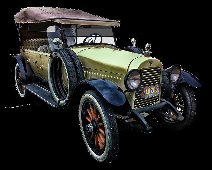 Hudson, 1921 Hudson, 1921 Phaeton, Antique Car, Touring