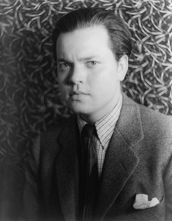 Writer, Author, Orson Welles, Man, Portrait, 1937
