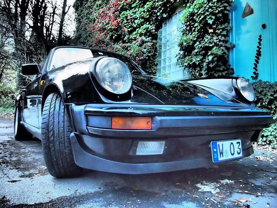 Porsche, Targa, 911, 1984, Vehicle, Oldtimer