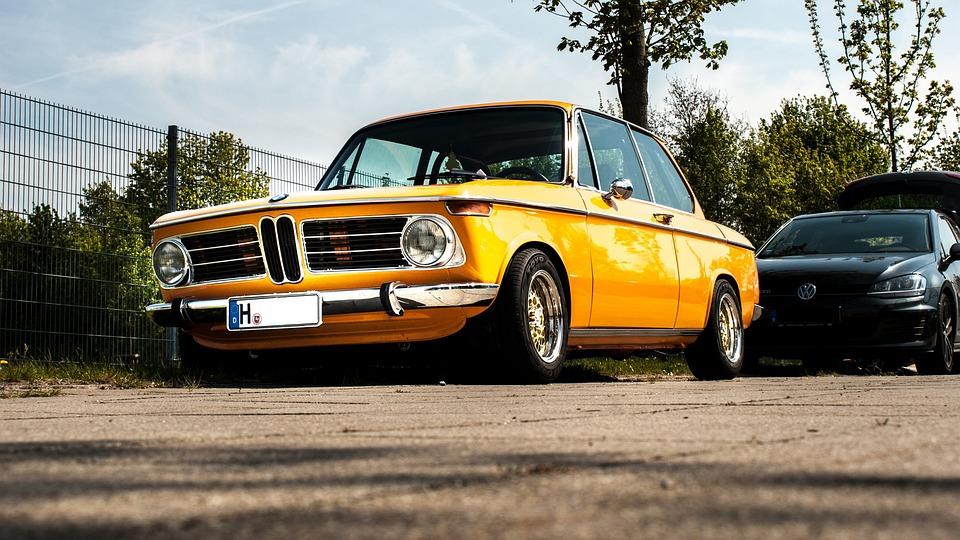 Free Photo 2002 Orange Wheels Coupe Bbs Bmw Oldtimer Max Pixel