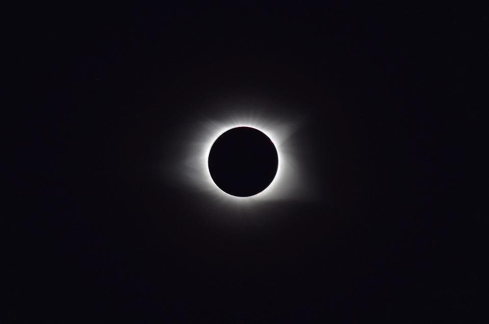 Solar Eclipse 2017, Totality, 2017, Tennessee, Sun
