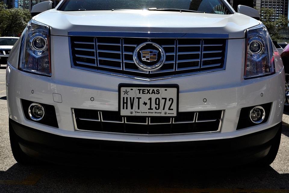 Cadillac, Suv, 2017 Xt5 Crossover, Srx, White Crossover