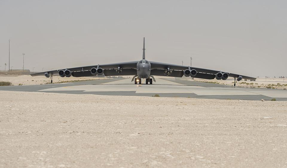 B-52 Stratofortress, 23rd Expeditionary Bomb Squadron