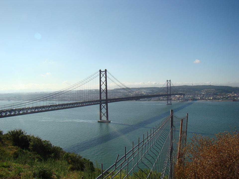 25th Of April Bridge, Portugal, Lisbon