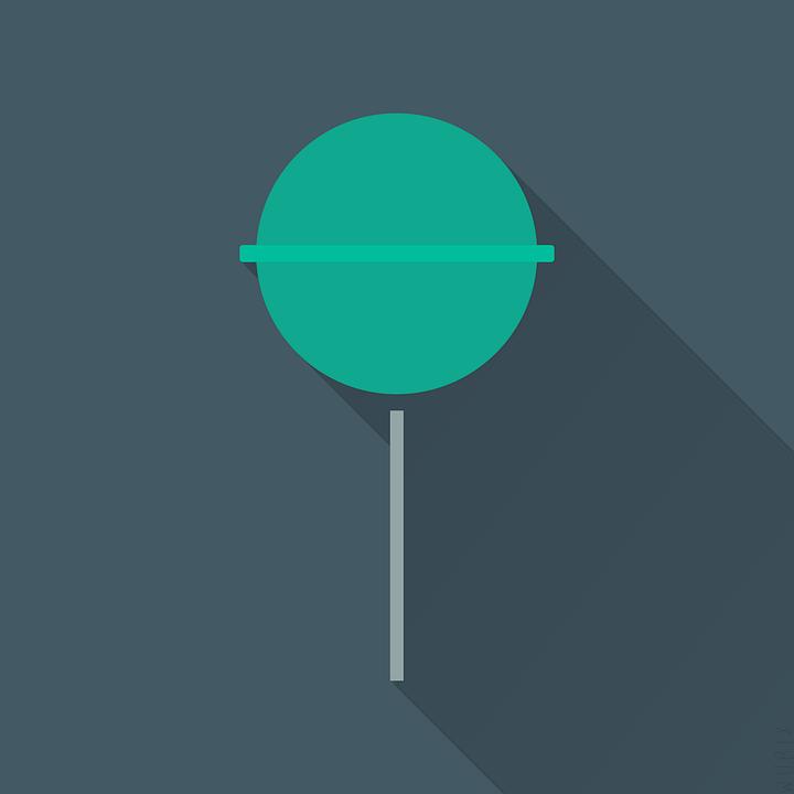 Flat, Flat Design, Design, 2d, Lollipop, Icon
