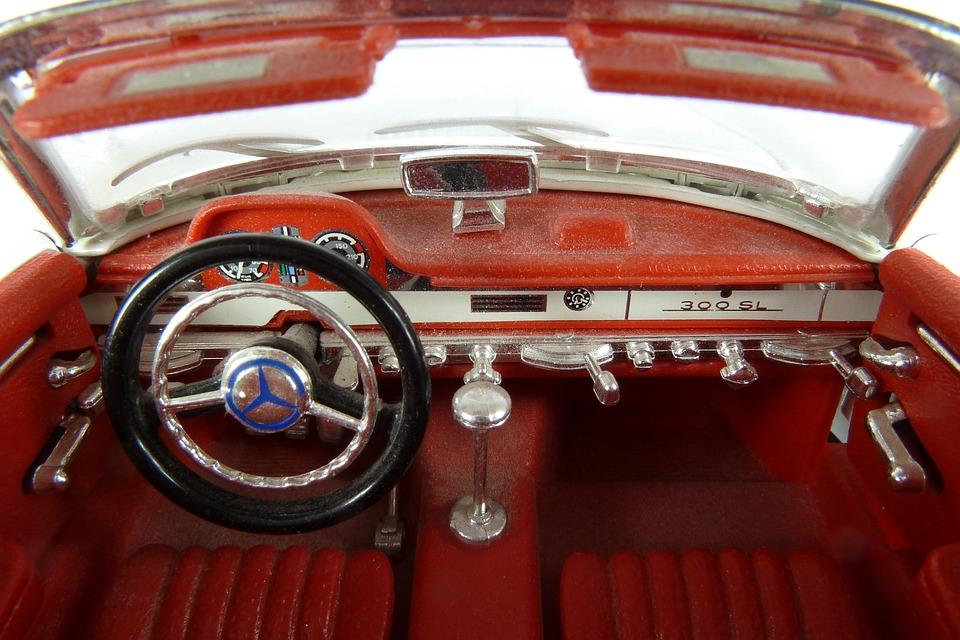 Mercedes 300 Sl Cabrio 1957 300sl Convertible