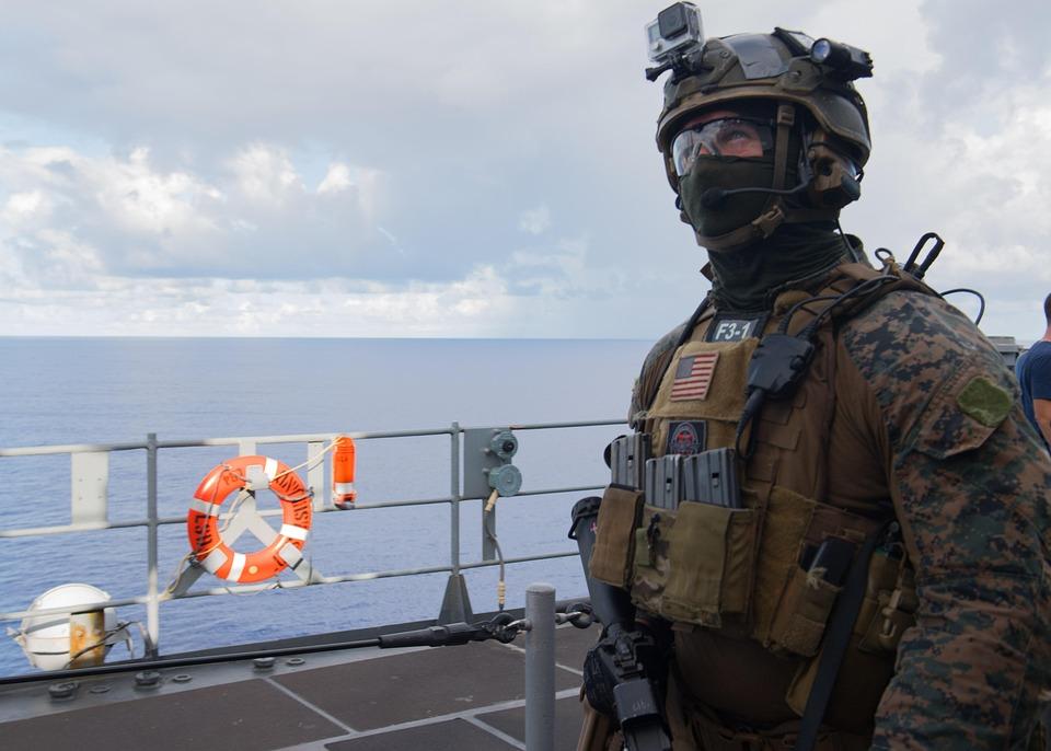 Uss Bonhomme Richard, 31st Marine Expeditionary Unit