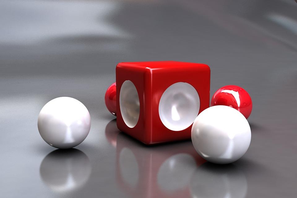 Cube, 3d Modeling, 3d