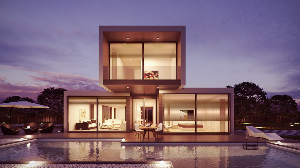 Architecture, House, 3d, Design, Interior Design, Style