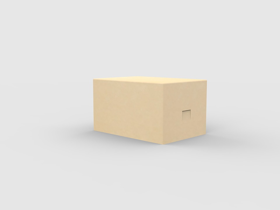 Box, Mode, 3d, Cardboard Boxes