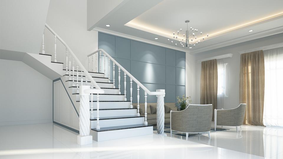 huis wit verven