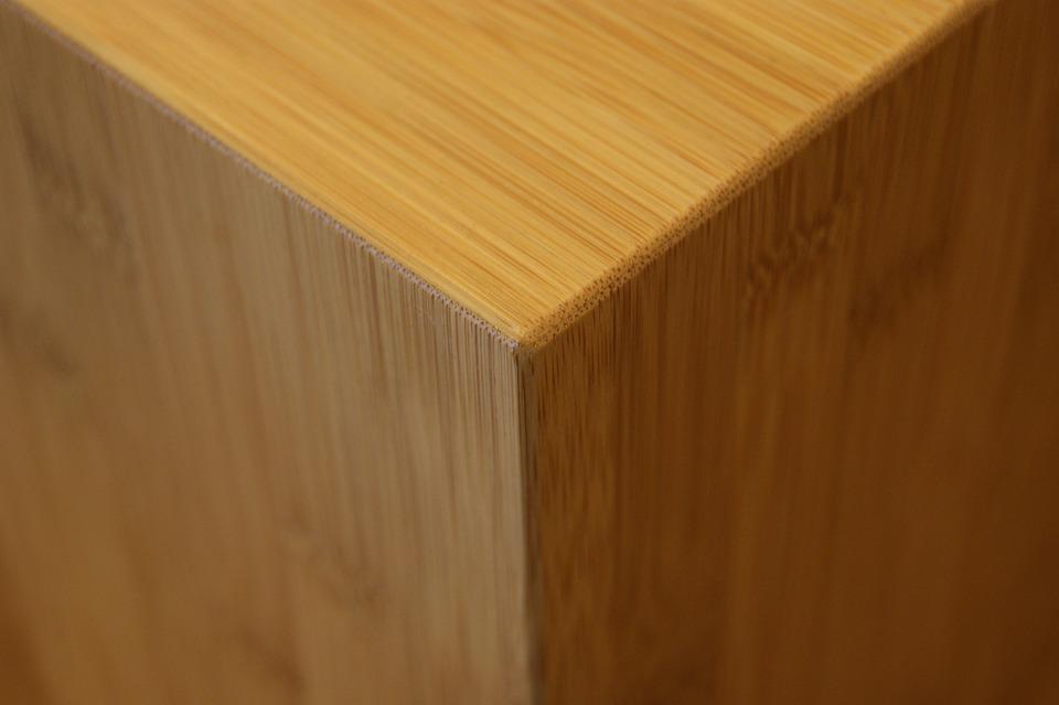 Corner, Cube, Wood, 3d