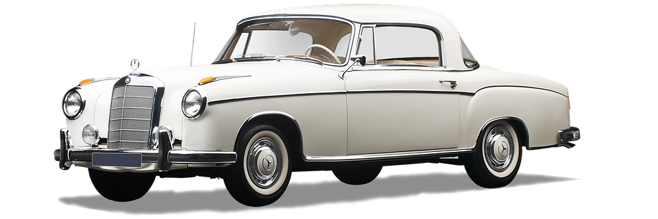 Mercedes Benz, 220 S, Coupe, 50 Years, Autos