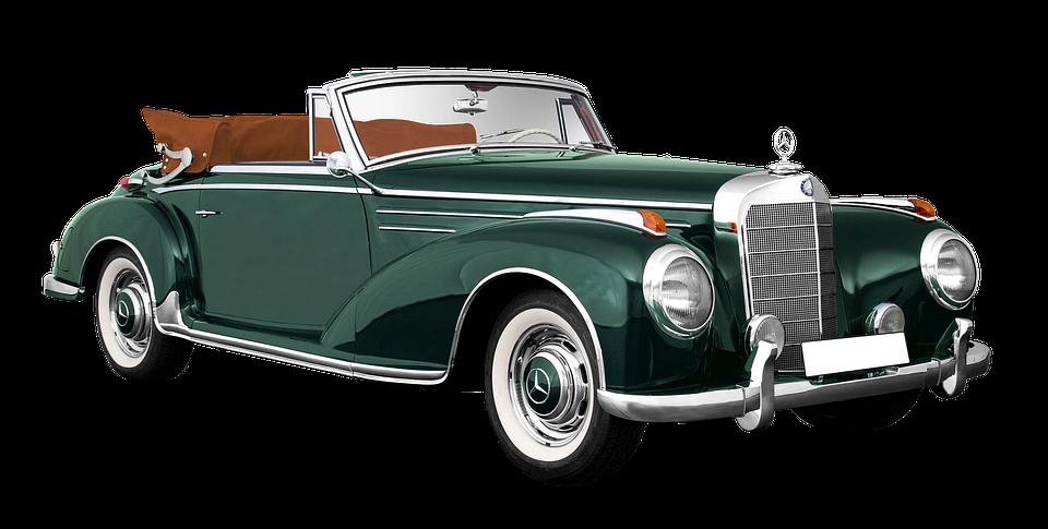 Mercedes Benz, 300s, Cabriolet, 6-cyl, Series-2996 Ccm