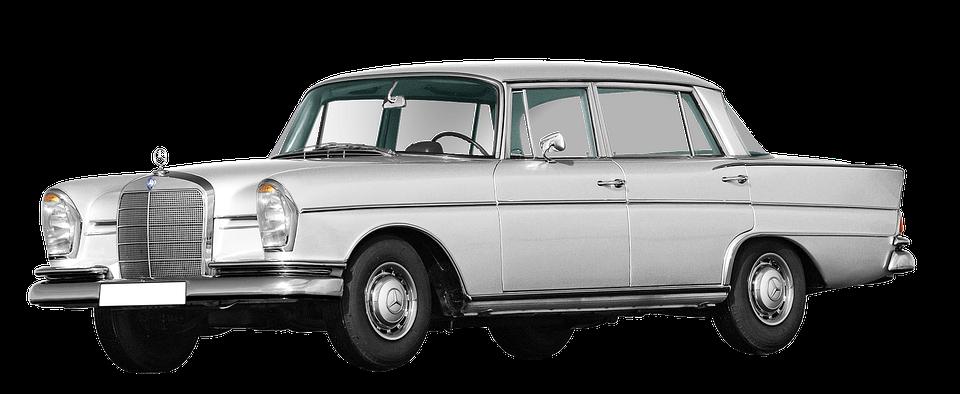 Mercedes Benz, 220, W111-112, 6-cyl In Series, 2195 Ccm