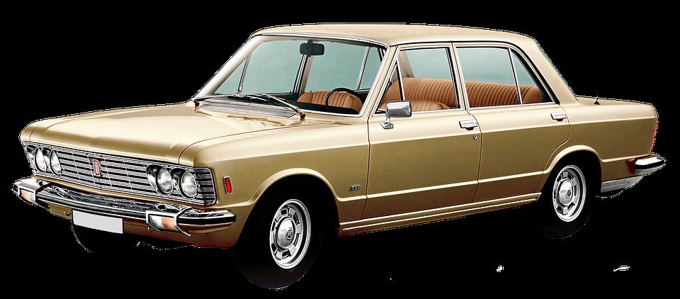 Fiat 130, 6-cyl V, 2866 Ccm, 140 Hp, 180 Kmh