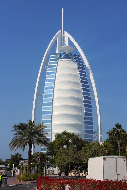 Burj Al Arab Jumeirah, Luxury, Hotel, 7-star, Popular