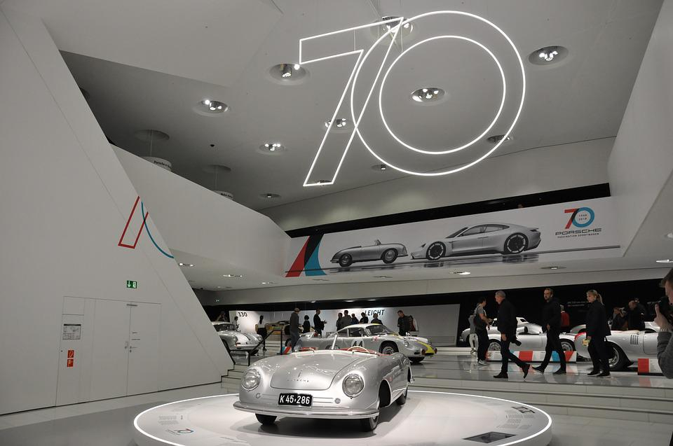 Porsche, Museum, Sinsheim, 70 Years Of Porsche
