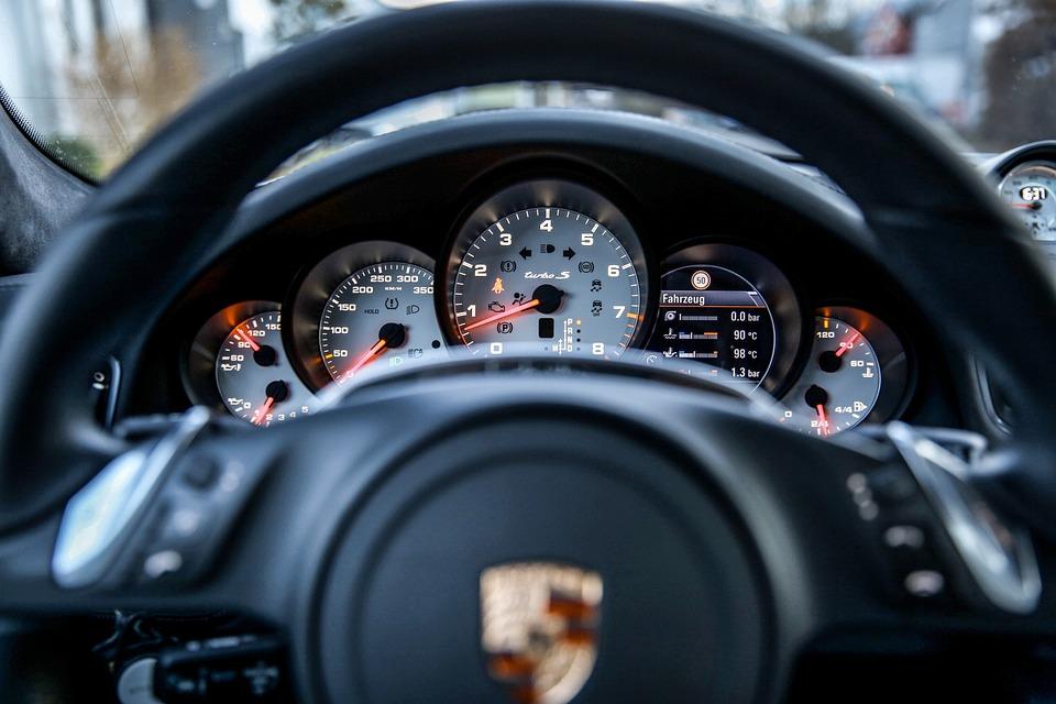 Porsche, Turbo S, 911, Zuffenhausen, Cockpit