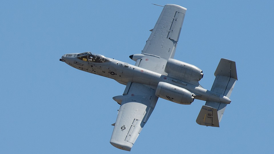 A-10 Thunderbolt Ii, 190th Fighter Squadron