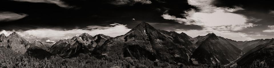 Switzerland, Alpine, Mountains, Snow, A, High Mountains