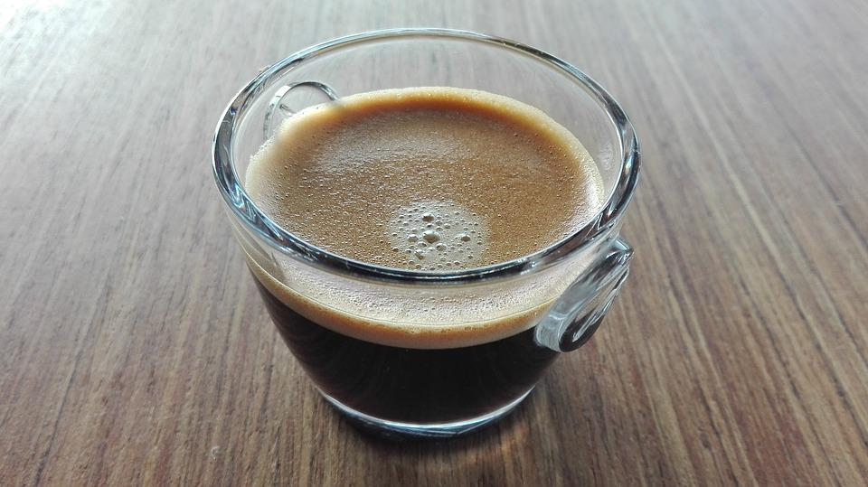 A Cup Of, Glass, Coffee, Kava