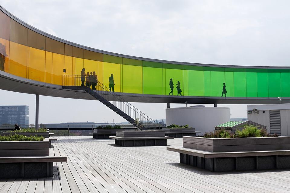 Aarhus, Aros, Capital Of Culture 2017