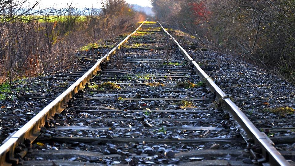 Tracks, Abandoned, Rot Away Alongside