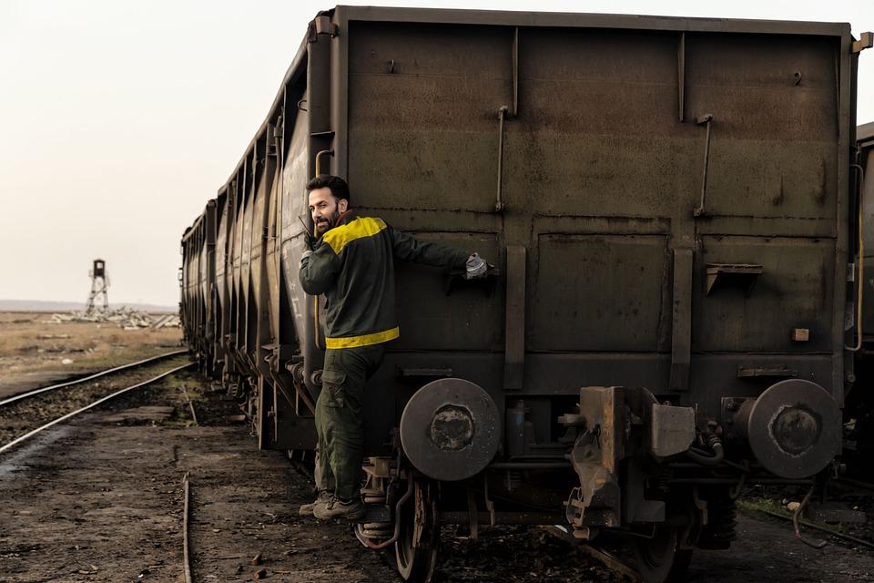 Railway, Train Wagon, Abandoned, Passenger, Wagon
