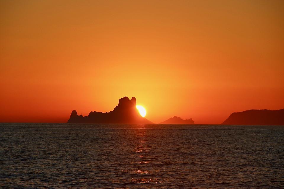 Sunset, Adriatic Sea, Abendstimmung, Summer, Sea Sunset