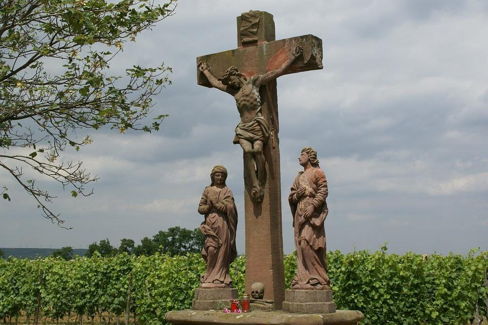 Calvary, St Michael, Chapel, Klausenberg, Abenheim