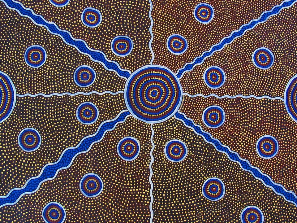 Aboriginal Art, Aboriginal Painting