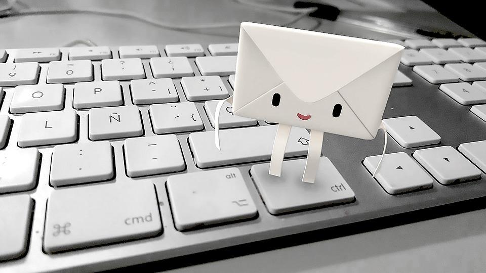 Mail, About, Keyboard, Ra, Virtual Reality