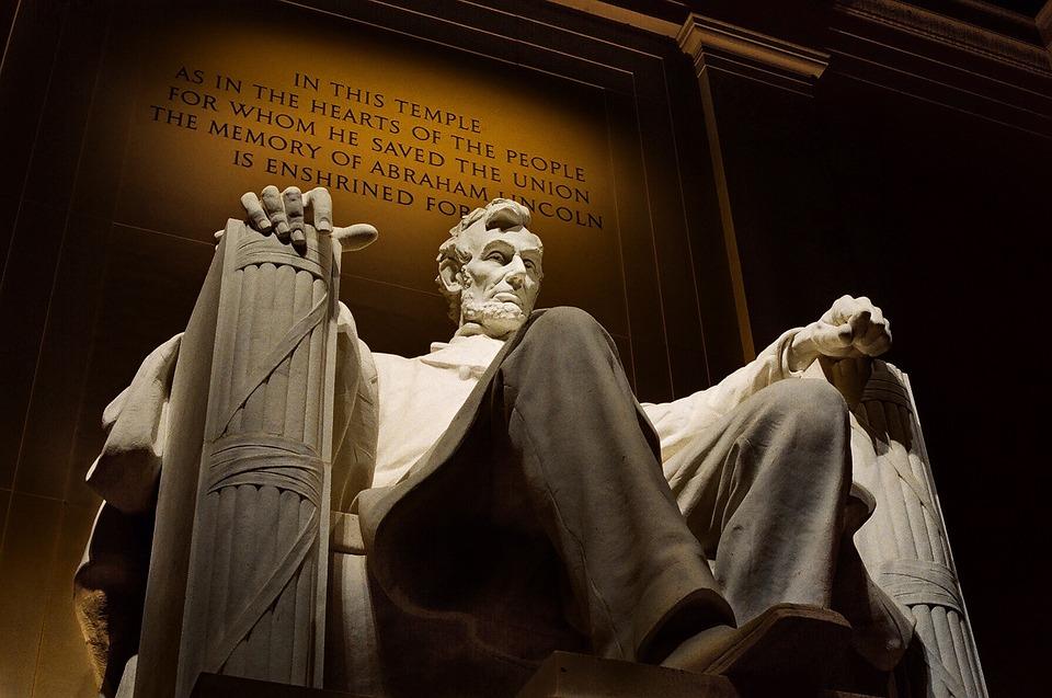Lincoln, Memorial, Washington, President, Abraham