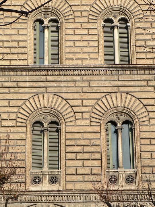 Italy, Abruzzo, Pescara, Architecture, New Door