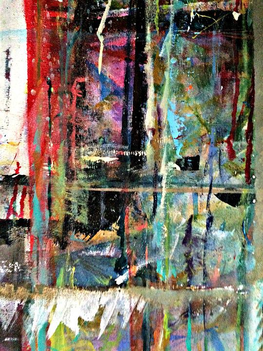 Abstract, Abstract Painting, Abstract Art, Artwork