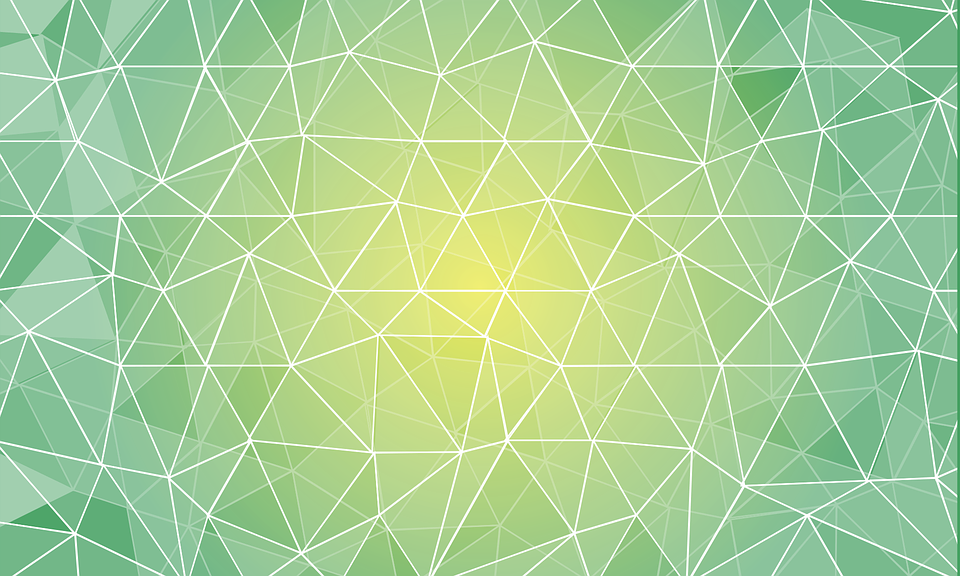 Background, Backdrop, Geometric, Abstract, Green