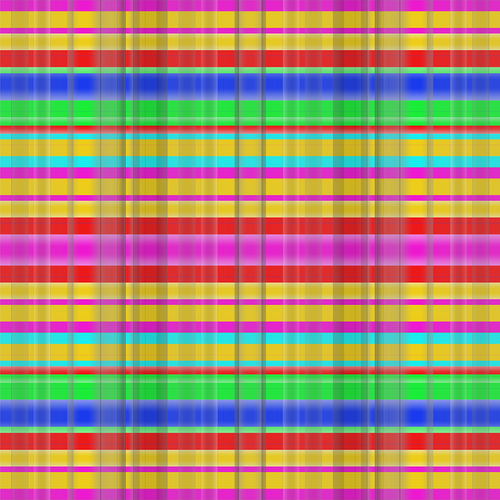 Colorful, Seamless, Pattern, Abstract, Bright, Design