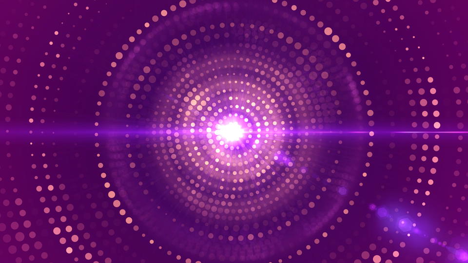 Bokeh, Circle, Light, Purple, Abstract, Background