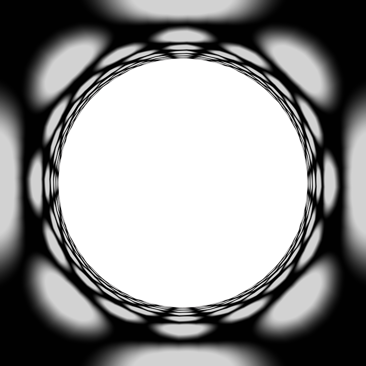 Round, District, Hole, Aperture, Tube, Abstract, Form