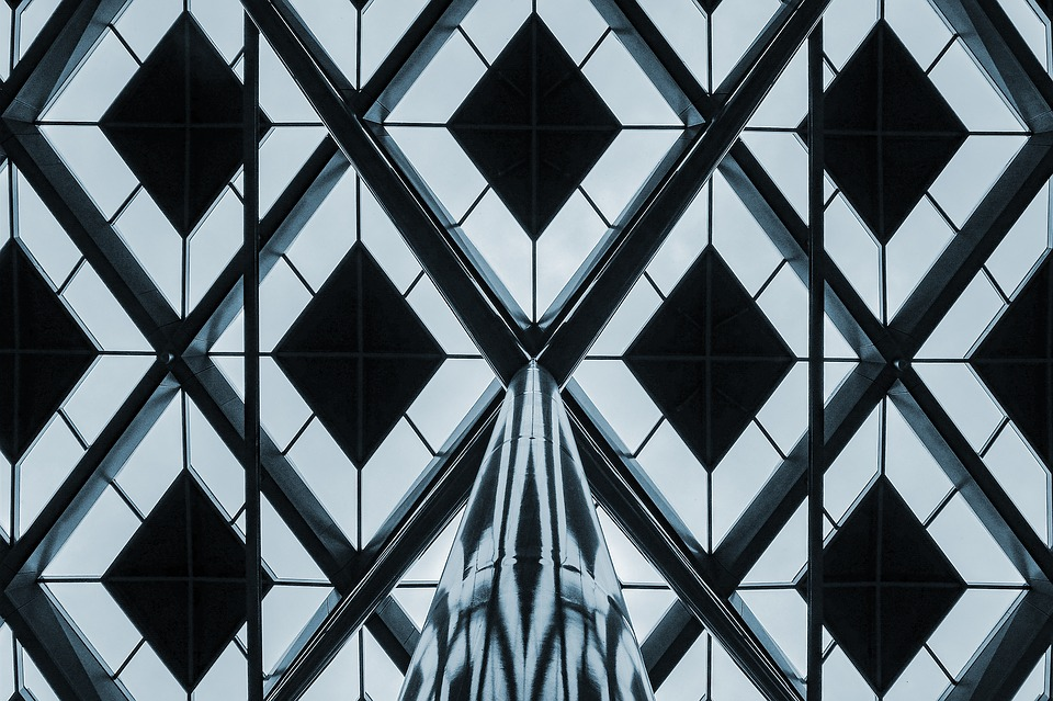 Metal, Chrome, Abstract, Structure, Metallic, Design