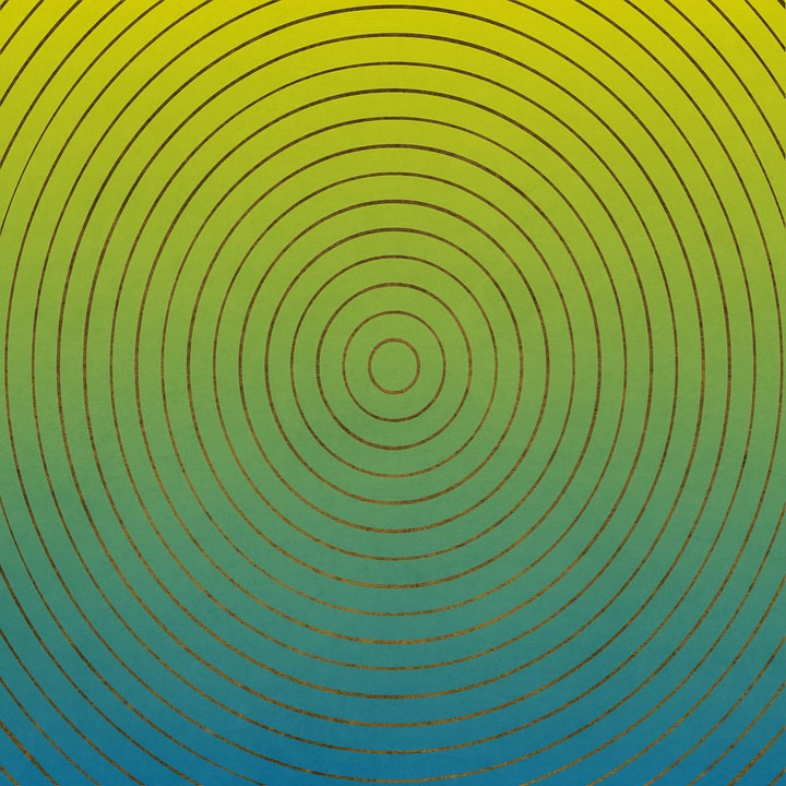 Background, Texture, Structure, Abstract, Blue, Yellow