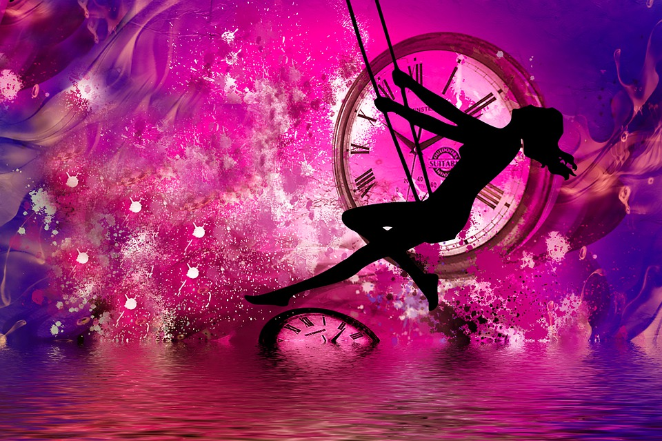 Wallpaper, Abstract, Swing, Graphics, Fairy, Painting
