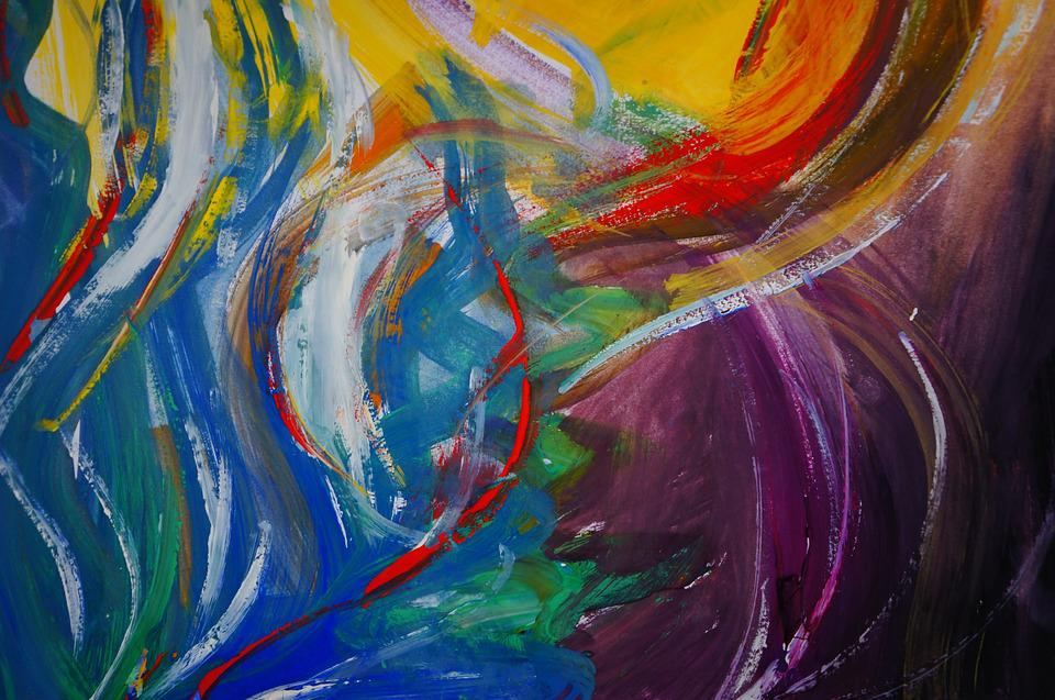 Artistic, The Art Of, Abstraction, Painting