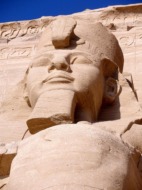 Abu Simbel, Egypt, Travel, Temple, Statue