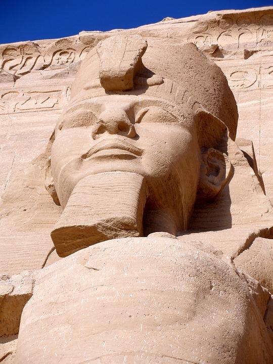 Abu Simbel, Egypt, Travel, Temple, Statue