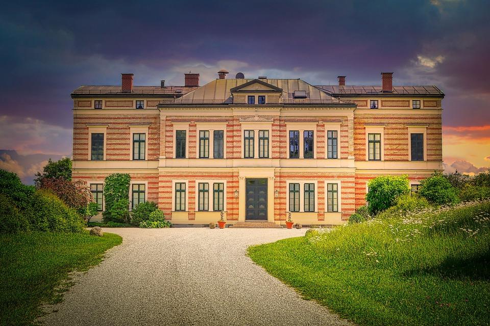 Castle, Villa, Duke, Count, Noble, Gateway, Access